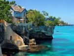 House on Coast of Jamaica
