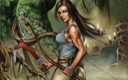 tomb raider - croft, tomb, lara, raider
