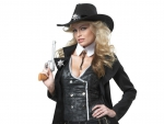 Cowgirl Sheriff