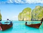 Sunny Day on Thailand's Coast