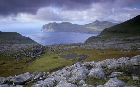 Nordic Landscapes Mountains Nature Background Wallpapers On Desktop Nexus Image 1828218