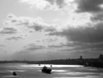 Bosphorus Sea - BW