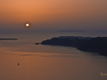 #santorini #sunset