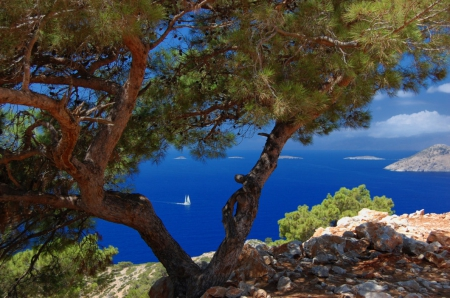 Symi island - Symi island, island, beatiful, GREECE