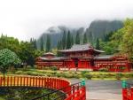 Japanese Pagoda Temple