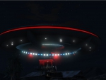 UFO at Mountain Top