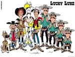 Lucky Luke and Co