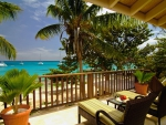 Tropical Beach Terrace
