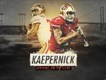 Colin Kaepernick: San Francisco 49ers quarterback
