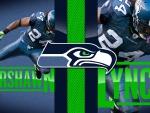 Marshawn Lynch:Seattle Seahawks Running back