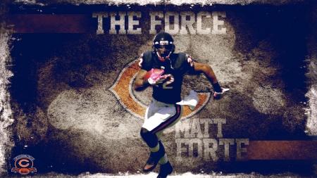 Matt Forte Chicago Bears Running Back