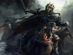 Undead King Rides Again