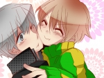 cute together ( yu & chie )