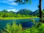 Dunajec river-Poland
