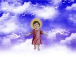 Divine baby JESUS