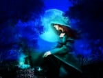 Magic of a full moon