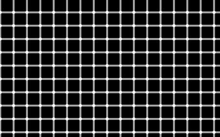 Abstract - pattern, square, texture, black, white, abstract