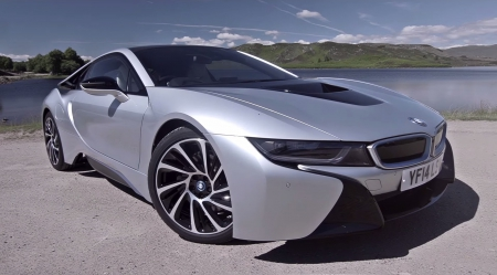 Bmw I8 Silver Bmw Cars Background Wallpapers On Desktop Nexus