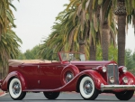 packard twelve convertable