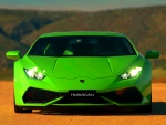 Lamborghini Huracan - Green