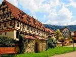 Village in Blaubeuren, Germany