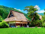 Houses in Shirakawa, Gifu - Japan