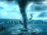 Disaster tornado