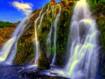 ★Waterfall at Iceland★