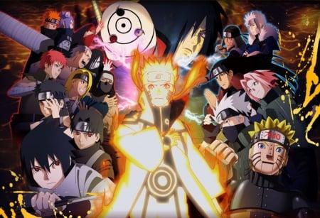 Naruto Shippuden Ultimate Ninja Storm Revolution Other Video