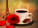 Love Coffee in Paris