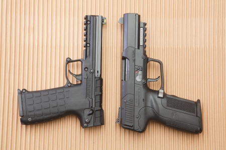 PMR 30 & FN5-7 - weapons, firearms, cool, pistols
