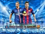 PARIS ST GERMAIN - FC BARCELONA
