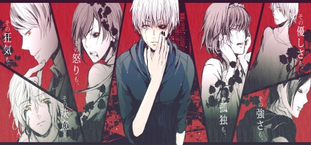 Tokyo Ghoul Other Anime Background Wallpapers On Desktop