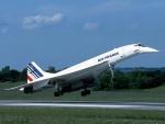 concord supersonic jet
