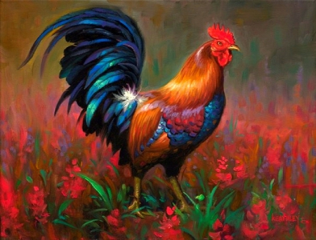 The Beauty Rooster