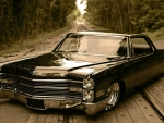 Old School Cadillac