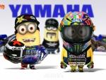 Yamaha Minion crew