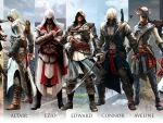 Assassin Creed Family