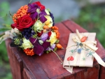 Bouquet and memories