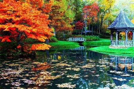 Gibbs Gardens in Ball Ground, GA - Rivers & Nature Background ...