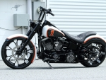2010 HARLEY DAVIDSON FAT BOY LOW 240mm CUSTOM
