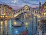 Venice charming