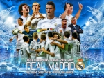 REAL MADRID CHAMPIONS LEAGUE WALLPAPER