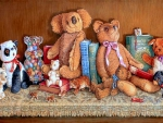 ..Teddy Bear Collections..