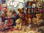 ..Teddy Bear Workshop..