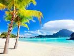 Bora Bora Paradise Beach