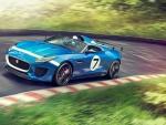 2014 Jaguar Project 7 Concept