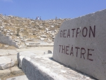 Theatre In Delos