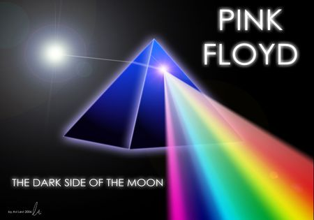 PINK FLOYD - dark side of the moon, prog rock, pink floyd