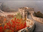 Chinese Wall in Fall
